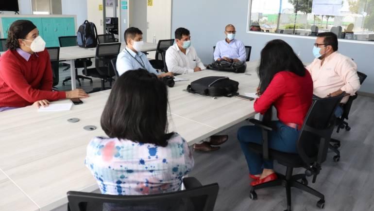 El Centro Nacional de Asistencia Técnica a la Industria ASTIN (SENA – Regional Valle) en el Cidti4.0